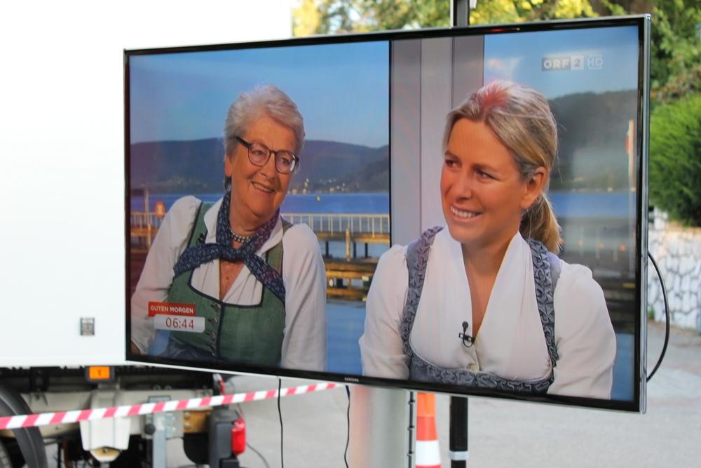 Guten Morgen Österreich ORF zu Gast in Seewalchen